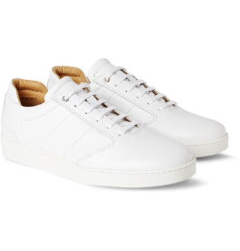 WANT LES ESSENTIELS Lennon Leather Sneakers